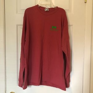 Simply Southern Christmas Long Sleeve Top Size L